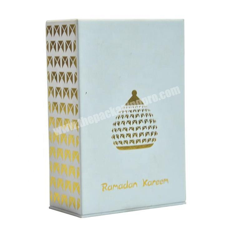 Manufacturer Stamping Drawer Coated Paper Box Perfume Packing