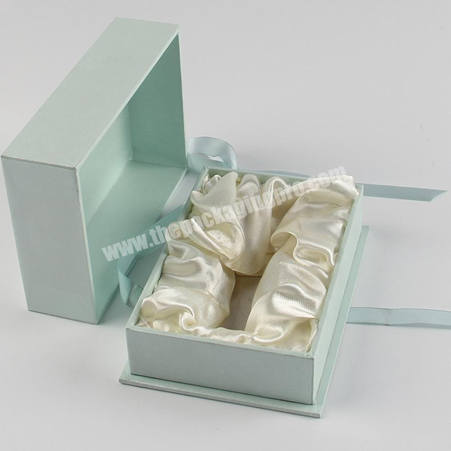 Shop sweet fabric wrapping cellophane perfume packaging boxes