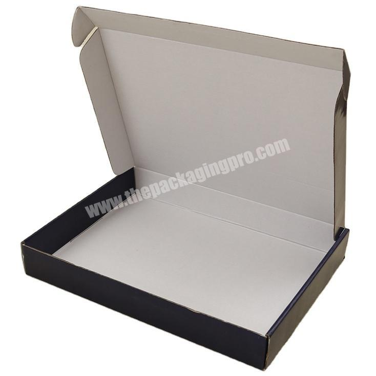 t shirt packaging box small shipping boxes custom logo paper boxes