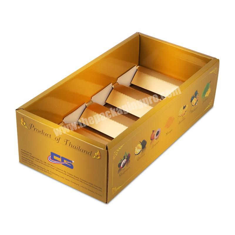 Top and base folding paper box with paper insert