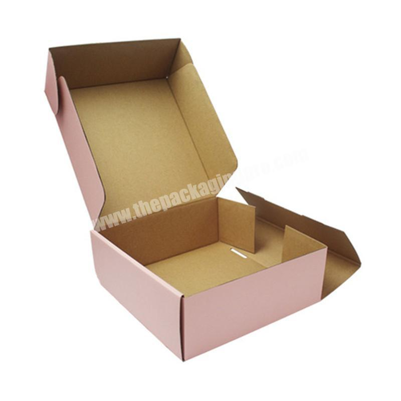 top quality best flat mailing boxes packaging