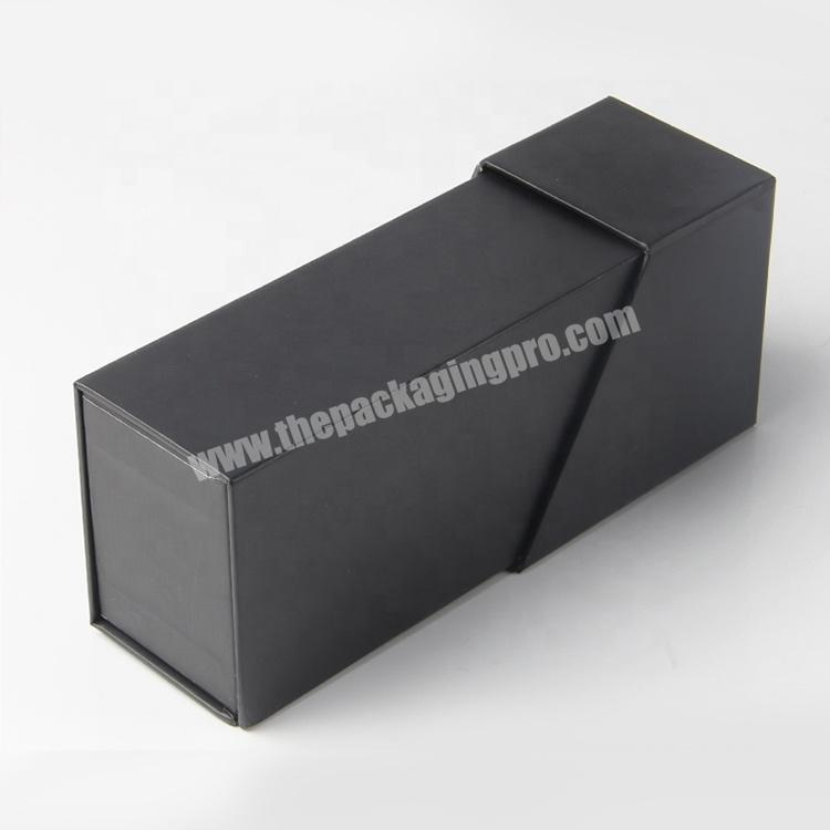 top quality promotion custom printed fashion cosmetic lipstick box packaging