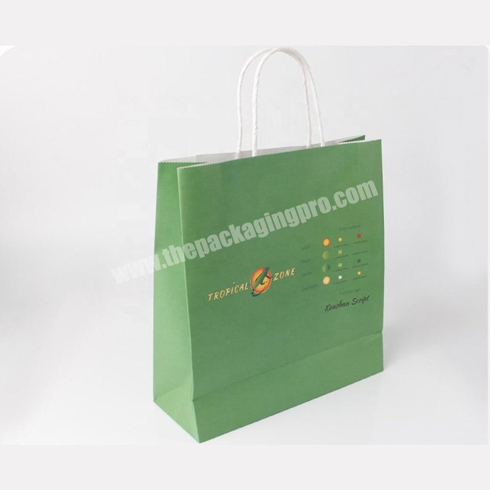 twisted shopping reinforcing in base loop handles matte bags for shops
