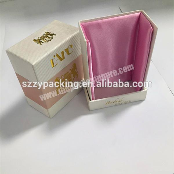 Various packaging box dimensions packing box with lid for perfume packaging box template