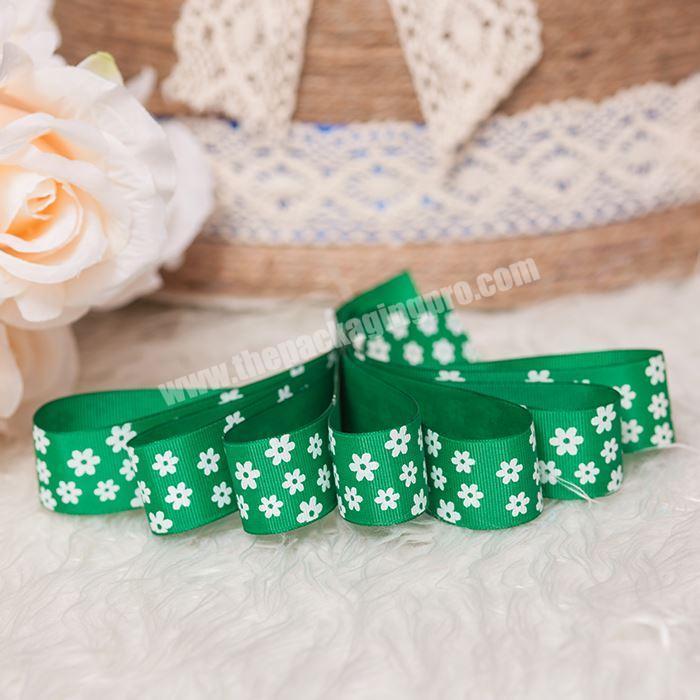 Supplier Weaving striped grosgrain ribbon for wedding