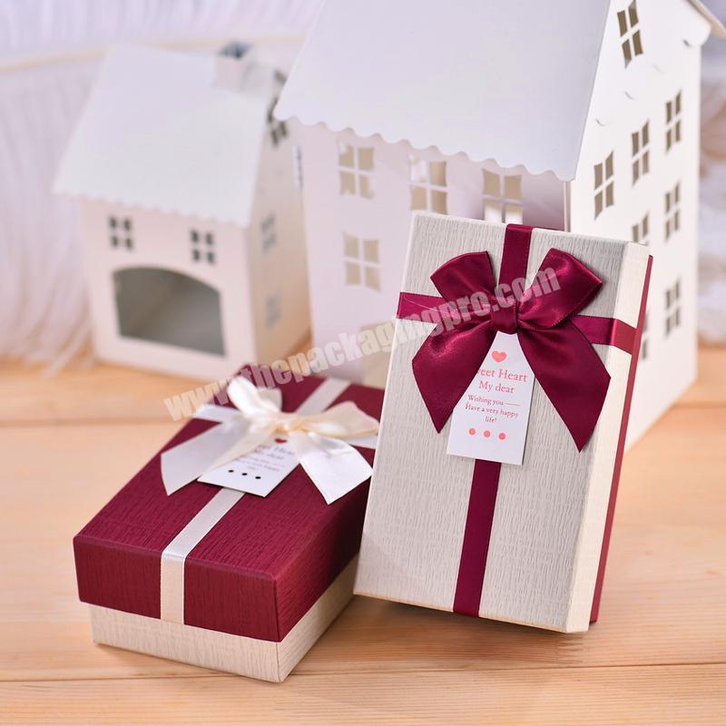 Custom Wedding candy box