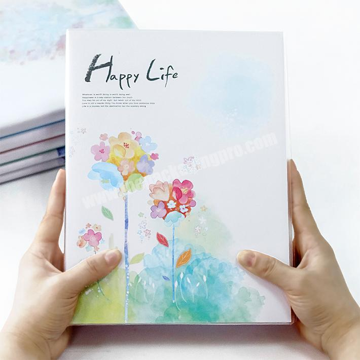Wholesale B5 Softcover Notebook Exercise Book For School