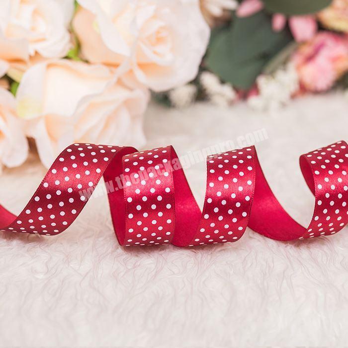 Factory Wholesale Beautiful Style Satin Ribbon