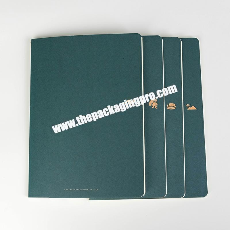 Wholesale Wholesale Cheap Paper Saddle Stitching Exercise Notebook Note Book Eco-friendly Woodenfree Paper Notes For Student Classmate