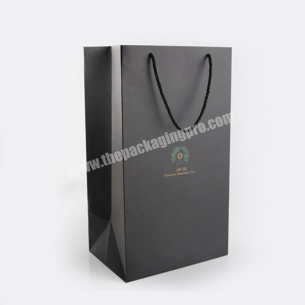 Supplier wholesale custom large packaging bags for clothes,clothing