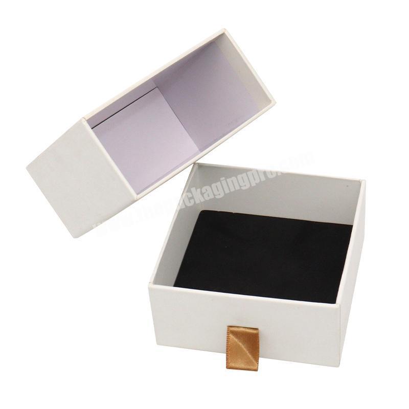 Wholesale Custom Luxury Cardboard Paper Packaging Drawer Gift Box