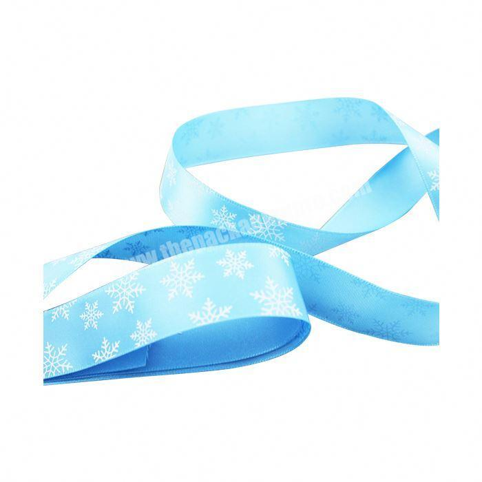 Wholesale Custom Personalized Double Face Printed Satin Ribbon