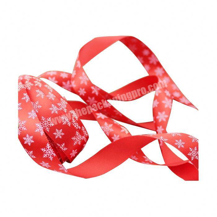Wholesale Wholesale Custom Personalized Double Face Printed Satin Ribbon
