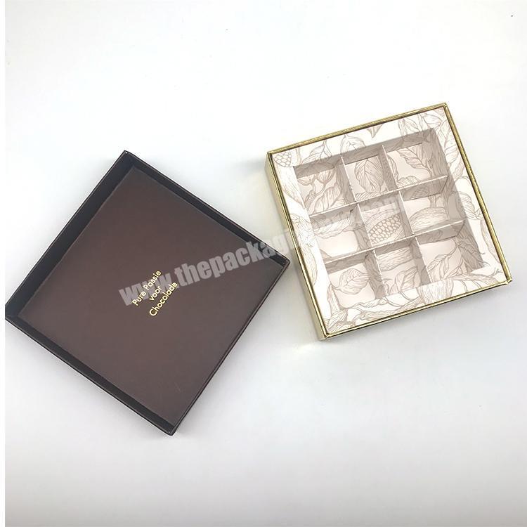 Wholesale Factory Custom Luxury Paper Food Cookies Box Packaging
