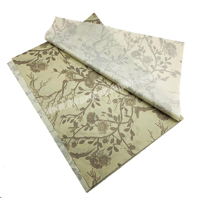 Wholesale High Quality Customized Design Craft Tissue Paper For Gift Packaging