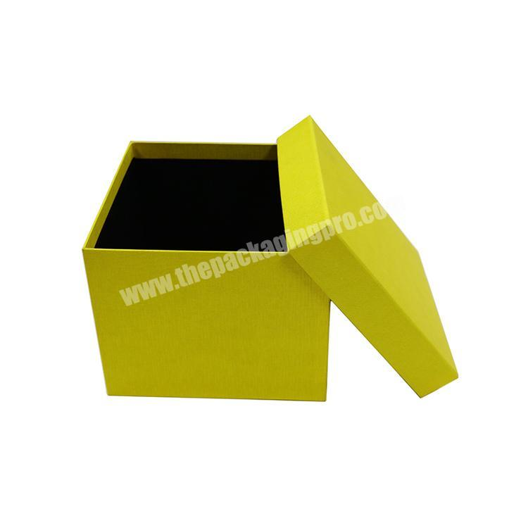 Wholesale luxury shoe storage boxes packaging with lid