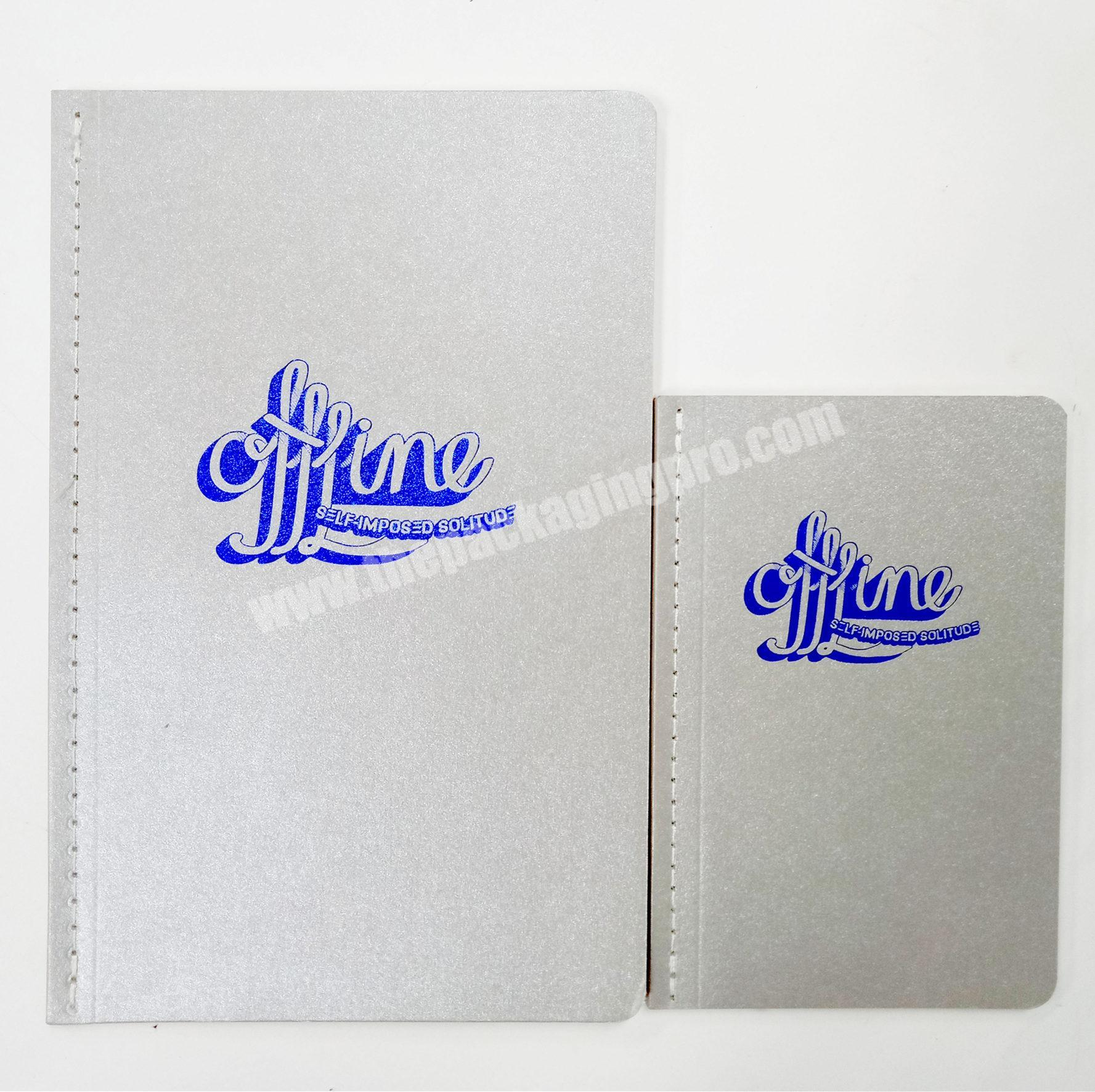 Manufacturer Wholesale paper cover diary eco friendly notebook happy planner custom journal
