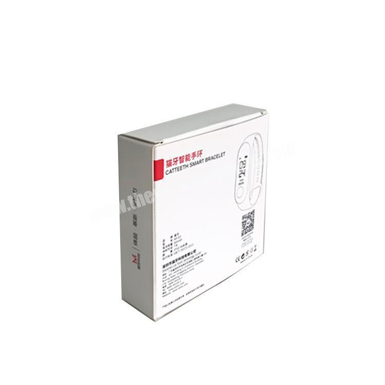 Wholesale printed luxury cardboard paper packaging box